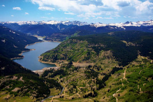Platoro Reservoir, Platoro, Colorado